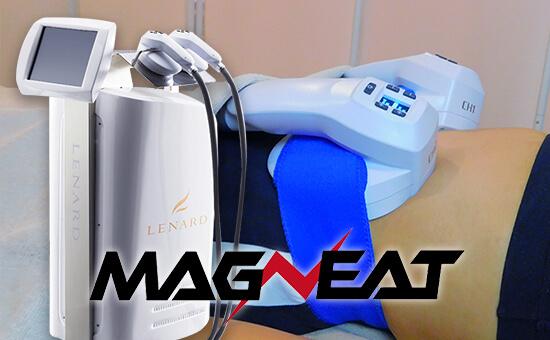 電磁パルス痩身トレーニングマシン MAGNEAT